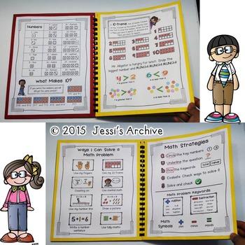 Math Folder