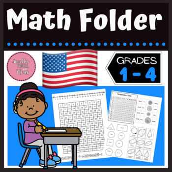 Math Folder - US version