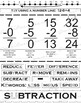 Math Foundations: Subtraction Poster, Informative Classroo