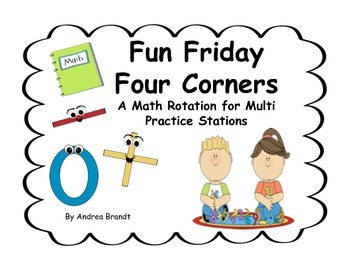 Math Four Corners
