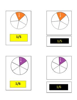 Math--Fractions--3 part job