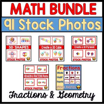 Math Stock Photos BUNDLE Clip Art