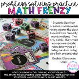 Math Frenzy!