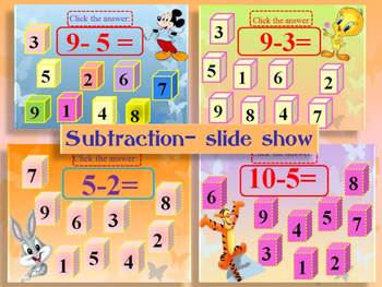 Math  - Addition and Subtraction - BUNDLE - Back to School