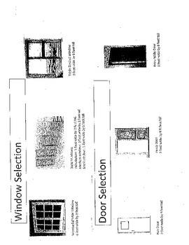 Math - Fun Area Project - Design a Room/Ken