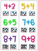 Math Fun FREEZE Doubles & Doubles +1 Game