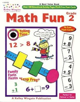 Math Fun Grade 2