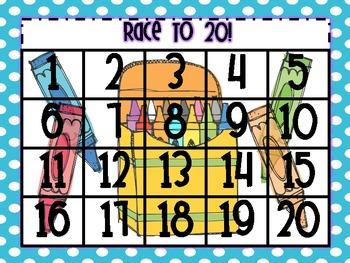 Math Fun Pack {Back To School}