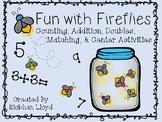 Math Fun With Fireflies!