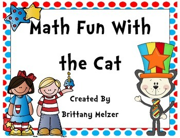 Math Fun With the Cat!