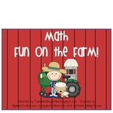 Math-Fun on the Farm!