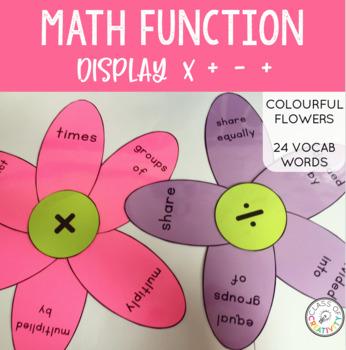 Math Function Display Flowers FULL Version