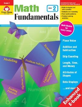 Math Fundamentals, Grade 2