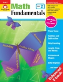 Math Fundamentals, Grade 2, Teacher's Edition, E-book
