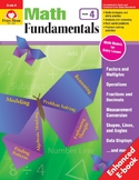 Math Fundamentals, Grade 4, Teacher's Edition, E-book