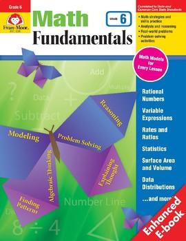 Math Fundamentals, Grade 6