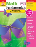 Math Fundamentals Unit: Multiply and Divide Within 100, Grade 3