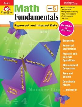 Math Fundamentals Unit: Represent and Interpret Data, Grade 5