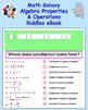 Math Galaxy Algebra Riddles eBook Bundle