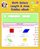 Math Galaxy Length & Area Riddles eBook