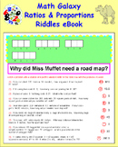 Math Galaxy Ratios & Proportions Riddles eBook