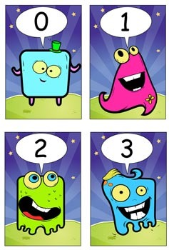 Math Game - Addition, Subtraction, Multiplication or Division