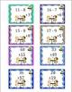 Math Game! Add Subtract Ice Cream Theme! Grades 2 - 3