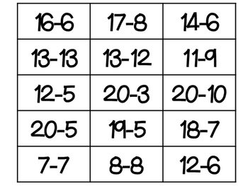 Math Game- BOOM