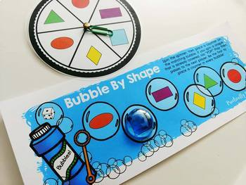 Math Game- Bubble By Number