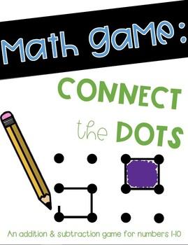 Math Game: Connect the Dots