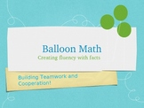Math Game:  Fluency with Addition, Subtraction, Multiplica
