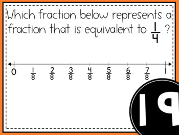 Math Game - Fractions