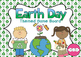 Happy Earth Day (Earth Day themed Math game board)