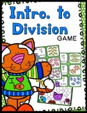 Beginning Division Game: 30 Division Task Cards