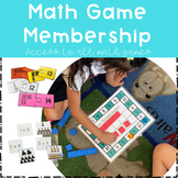 Math Game Membership - Access to ALL Current and Future Ma
