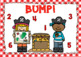 Bump! Pirate Theme Game Board