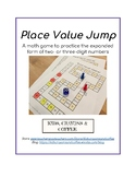 Math Game: Place Value Jump