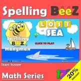 Math Game & Printables (Multiples of 6-10 Bundle)