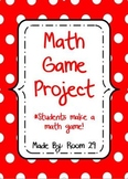 Math Game Project