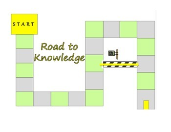 Math Game - Road to Knowledge