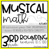 Math Game - Rounding