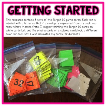 Math Game: Rounding to the Nearest 10