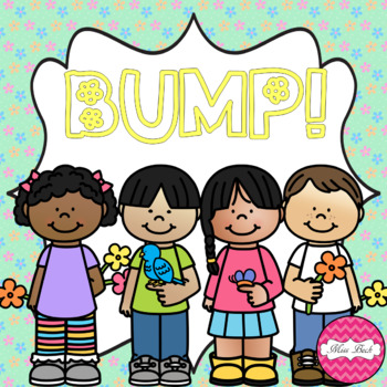 Bump! Spring Themed Game Board