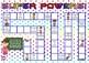 Super Powers (Superhero themed math game board)