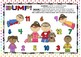 Bump! Superhero Theme Math Game Board