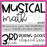 Math Game - Telling Time