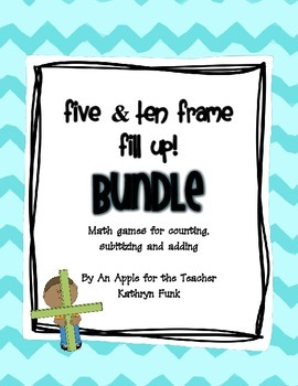 Math Game Ten and Five frame games