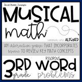 Math Game - Word Problems