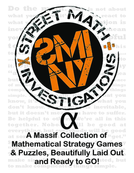 Math Game and Puzzle Collection: Massif Strategies and Fun