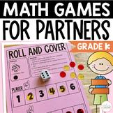 Math Games for Kindergarten (Low-Prep Reusable Games for P